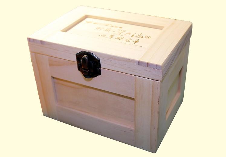貯藏愛與淚的西岸壁倉庫小木箱