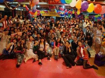2015明日之星第二十屆星光派對【星學子與小女孩的聖誕夜奇蹟】活動照片分享