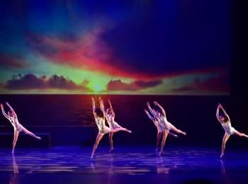 107年度基隆市傑出演藝團隊創作公演『哲服』以舞蹈哲服化境,像哲人折服致敬